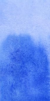 Banner azul fondo acuarela