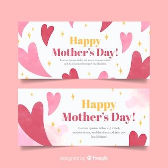 Banner del día de la madre