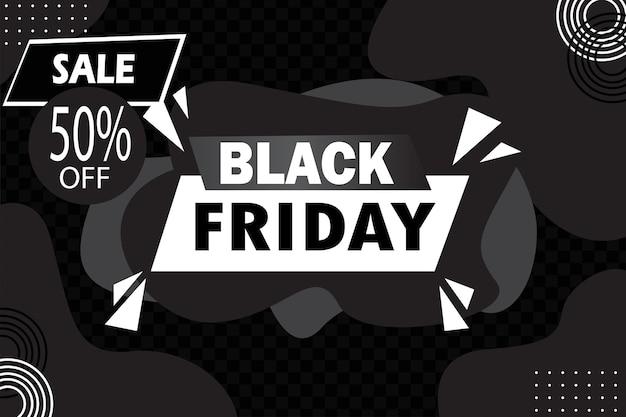 Banner editable tienda venta viernes negro