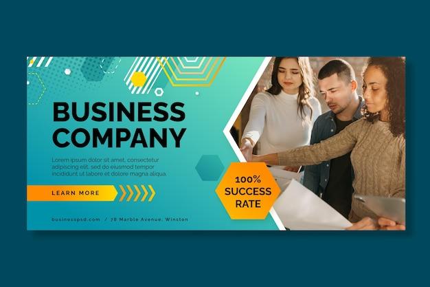 Banner de negocios generales