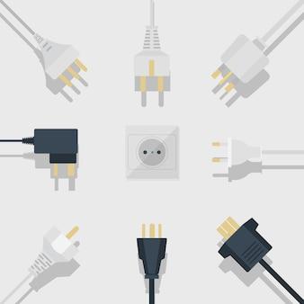 Banner de suministros eléctricos