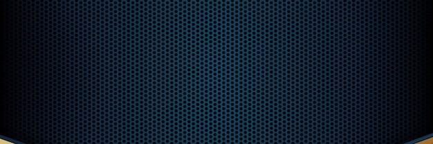 Banner telón de fondo de color claro de lujo