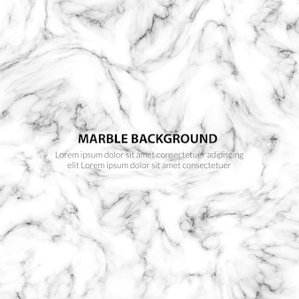 Banner de textura de mármol