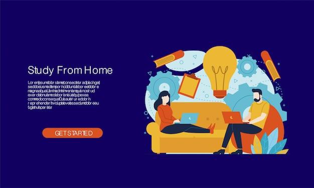 Banner trabajar desde casa