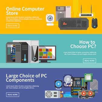 Banners de computadora