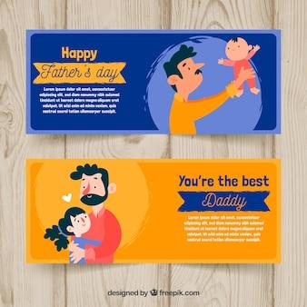 Banners para el día del padre