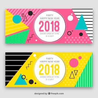 Banners memphis de 2018
