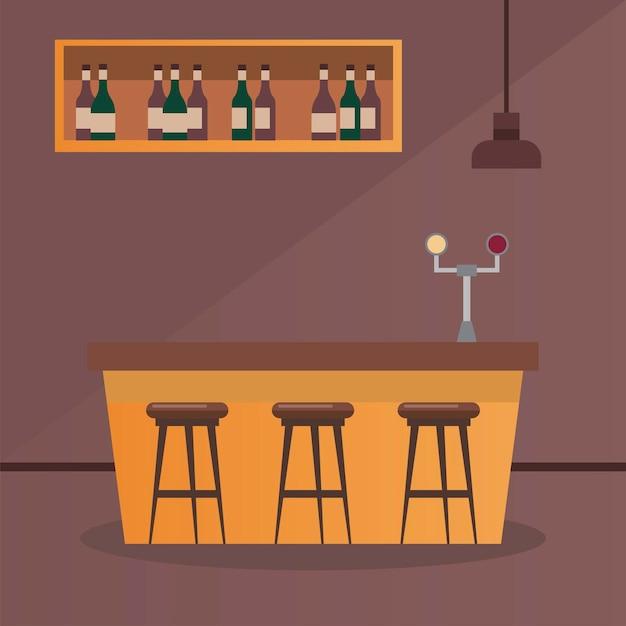 Bar de licores