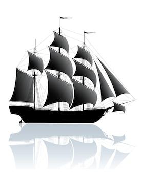 Barco negro