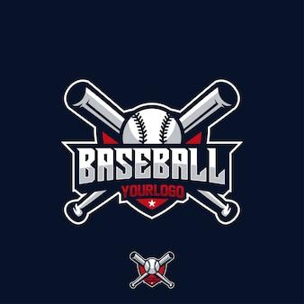 Base de liga de juego deportivo de béisbol