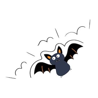 Bat bate sus alas