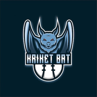 Bat logo game