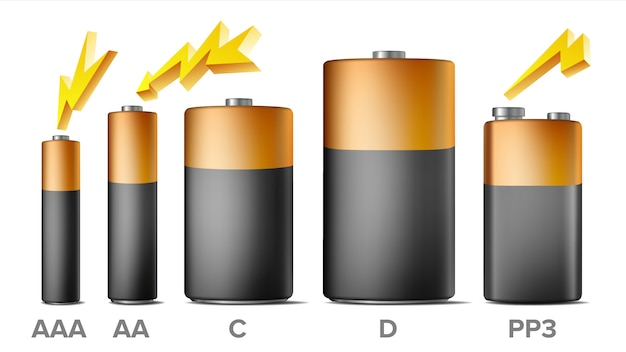 Baterias alkalinas