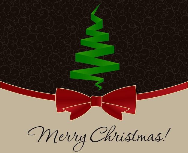 Belleza abstracta fondo de navidad y año nuevo. ilustración vectorial.