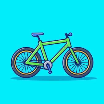 Bicicleta. recreación deportiva