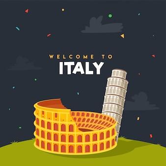 Bienvenido a italia
