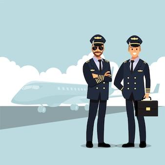 Bienvenido a viajar en avión