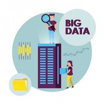 Big data y coworking.