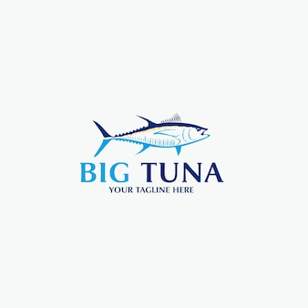 Big tuna logo