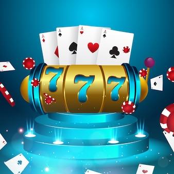 Big win slots 777 banner casino