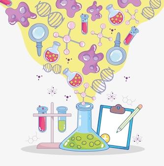 Biología de la educación científica