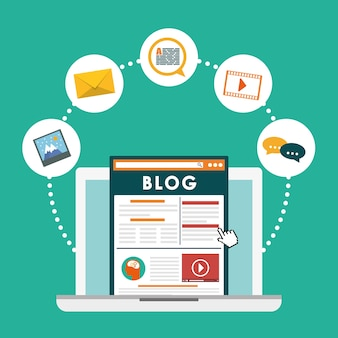 Blog, blogging y blogglers