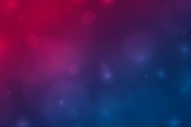 Bokeh vibrante brillante luces diseño abstracto
