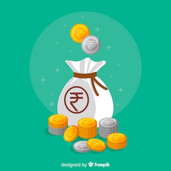 Bolsa de rupias
