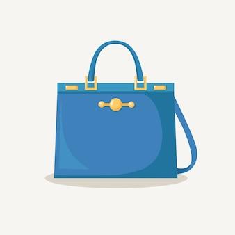 Bolso femenino para compras, viajes, vacaciones.