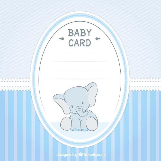 Elefante Para Colorear Baby Shower - tongawale.com