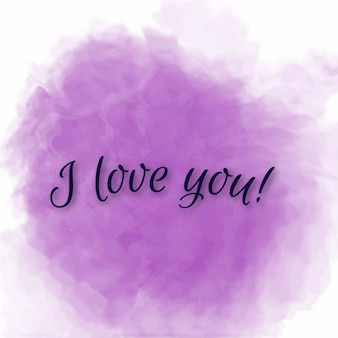 Bonito mensaje de amor