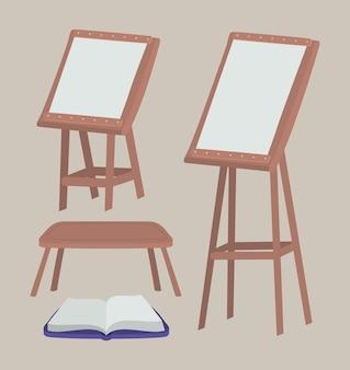 Bonitos artículos de artistas