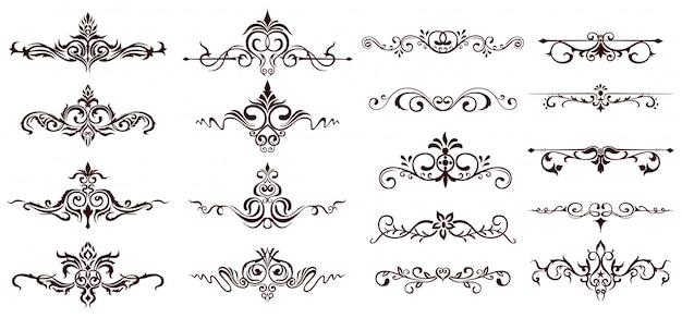 Bordes ornamentales