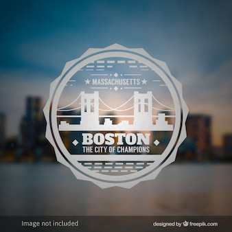 Boston insignia