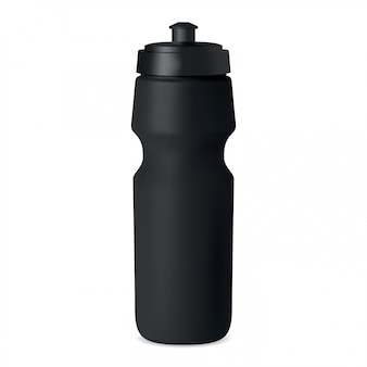 Botella deportiva, matraz de agua