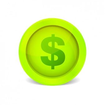 Botón de dólar