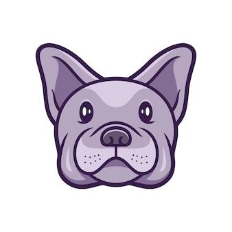Bulldog francés perro