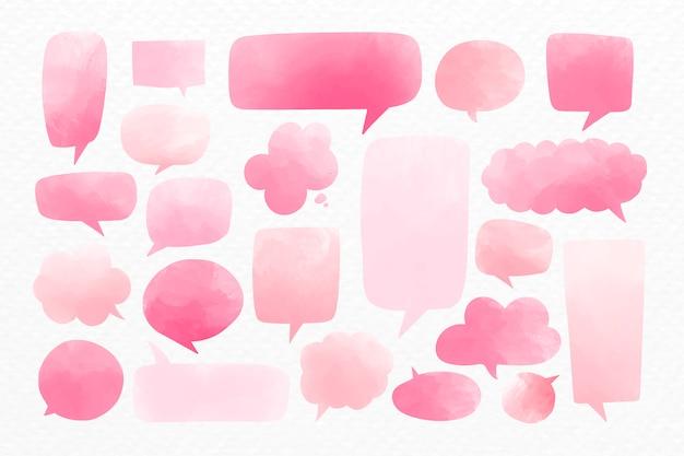 Burbujas vacías del discurso