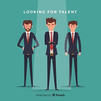 Buscando talento