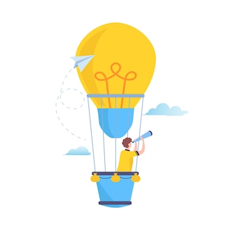 Busque a la gran idea