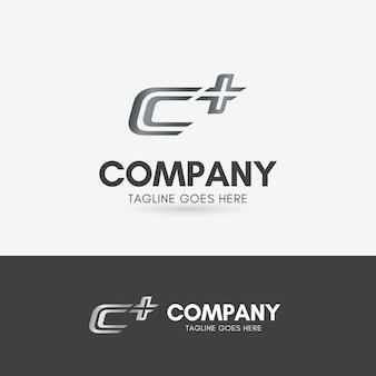 C plus logo