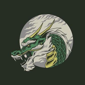 Cabeza de dragón