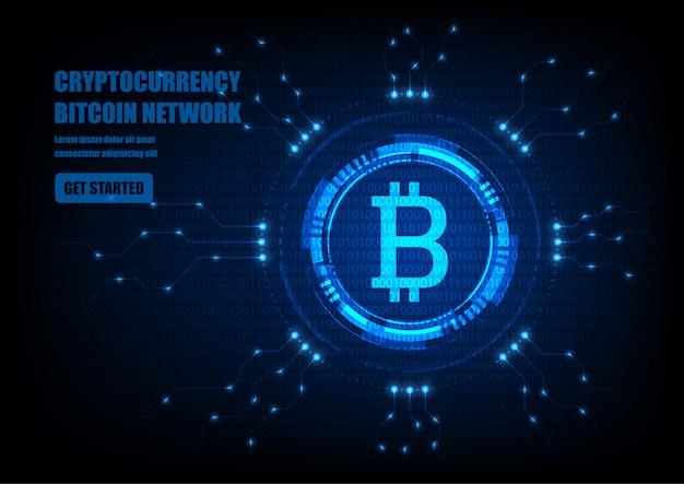 Cadena binaria de bitcoin