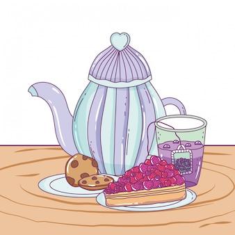 Cafetera aislada