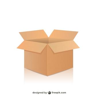 Caja abierta