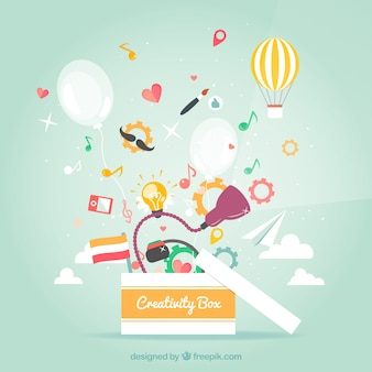 Caja de la creatividad