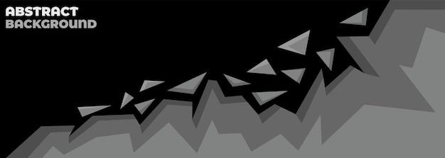 Calcomanía de coche deportivo estilo geométrico abstracto