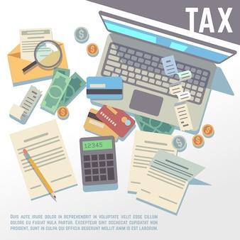 Calculo de impuestos