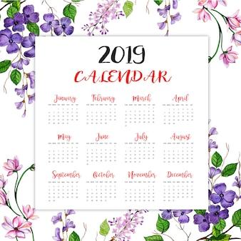 Calendarios de año nuevo