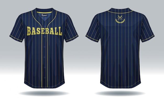 Camiseta de beisbol.